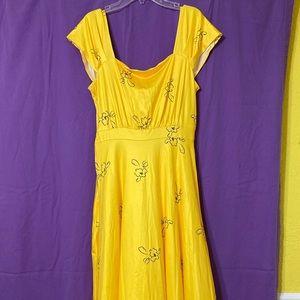 E-bay Dress La La Land Inspired Dress